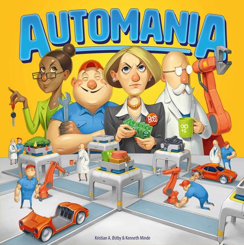 1174 Automania 1