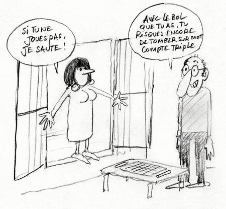 1213 Le Scrabble du dimanche 7