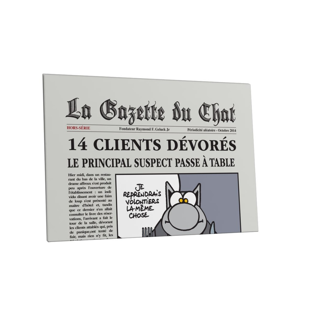 1305 La gazette du chat 0