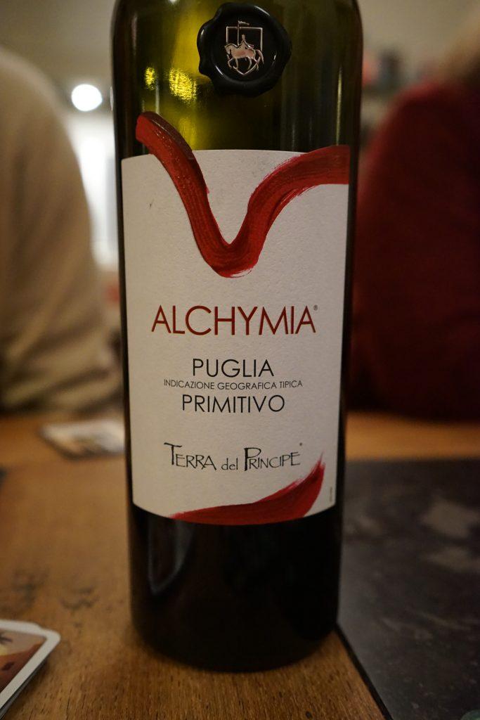 Voici un excellent vin Italien bien boisé et charnu comme je les aime