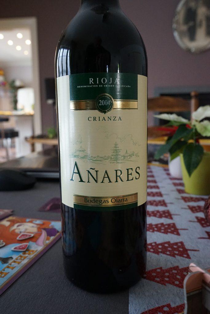 L'Anares est, pour moi, le meilleur vin Espagnol. Du pipi du p'tit Jésus!