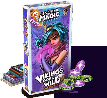 1506 Vikings Gone Magic 1