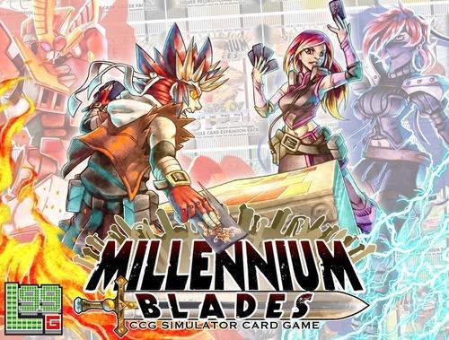1518 Millenium Blades 1