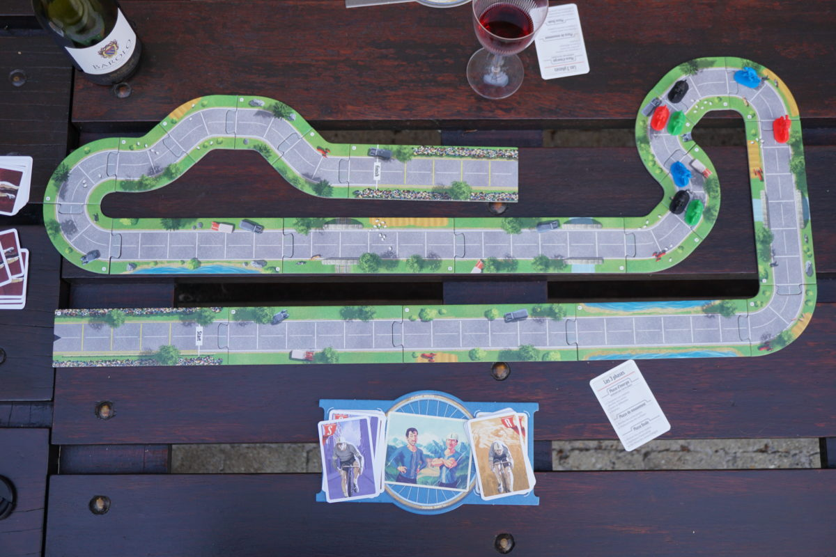 1543 Flamme Rouge 8