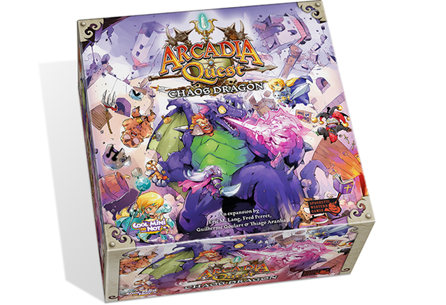1548 Arcadia Quest Dragon 1