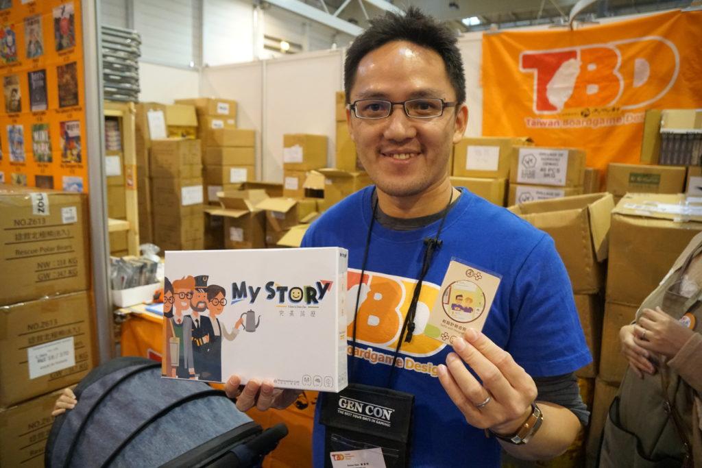 My Story et son auteur, Smoox. On vous en parlera aussi.