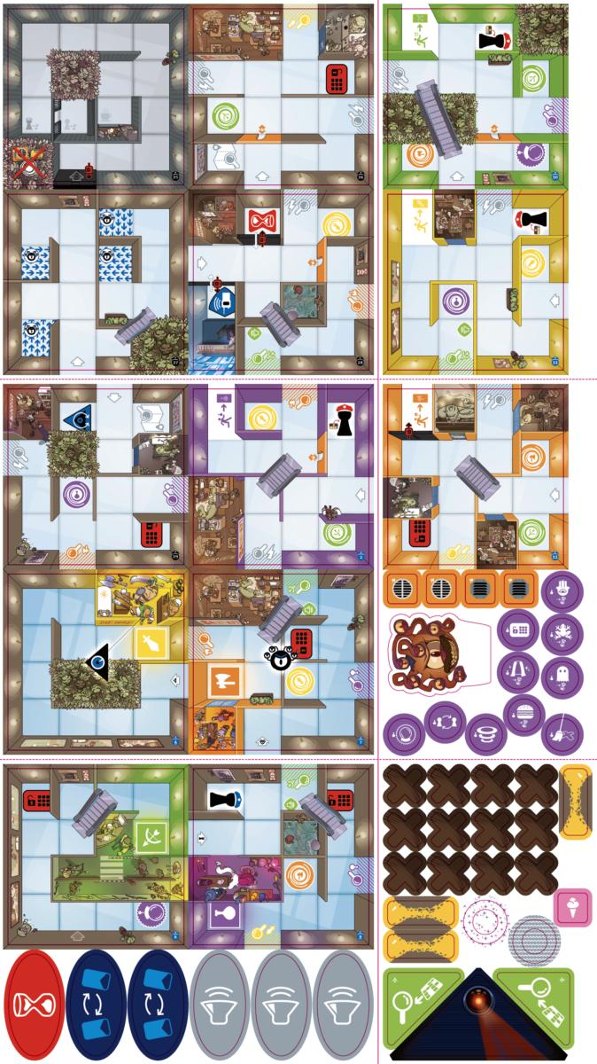 1643 Magic Maze 3