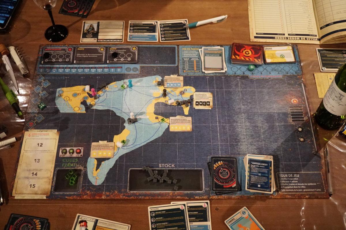 1664 Pandemic legacy 8