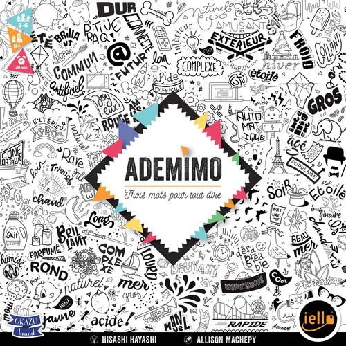 1694 Ademimo 1