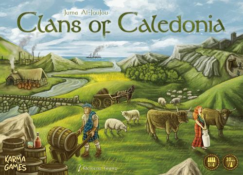 1700 Clans of Caledonia 1