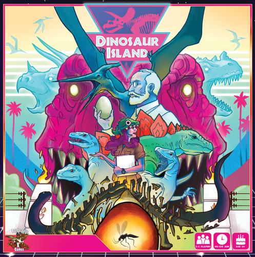 1721 Dinosaur Island 1