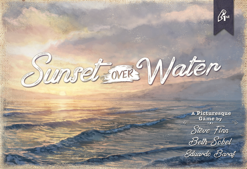1757 Sunset on Water 1