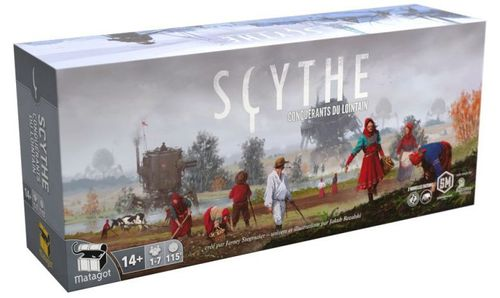 1770 Scythe conquerants 1
