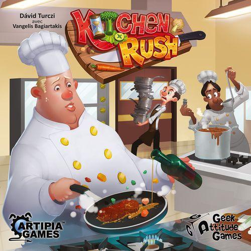 1798 Kitchen Rush 1