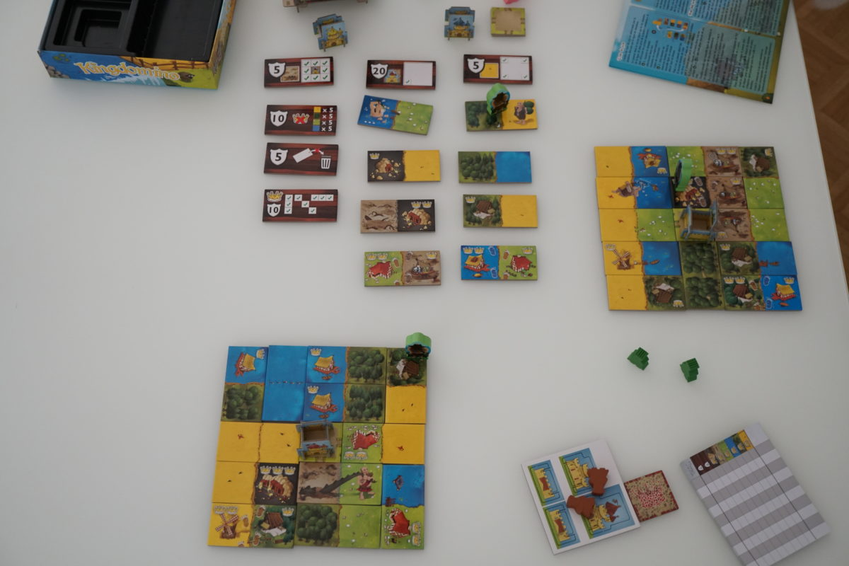 1813 Kingdomino Age of giants 8