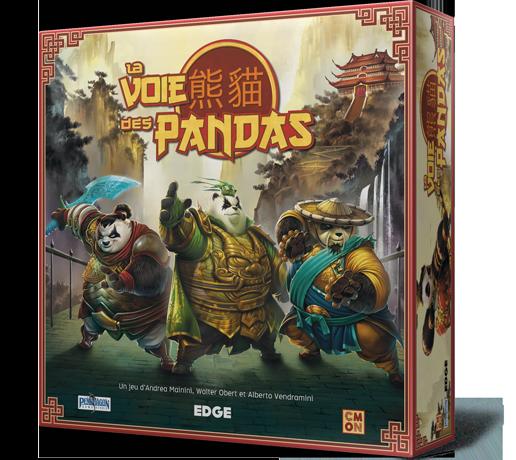 1827 La voie des Pandas 1