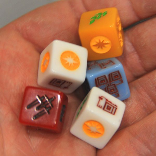 1850 Nations dice