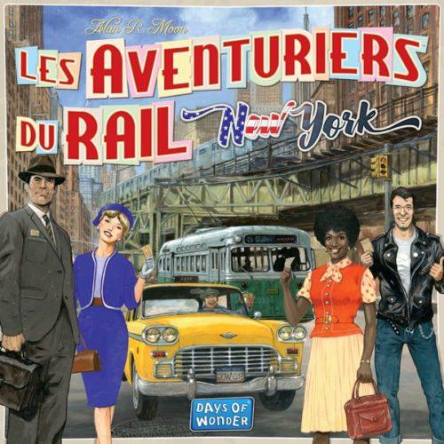 1854 Aventuriers du rail new york 1