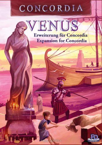 1921 Concordia Venus 1