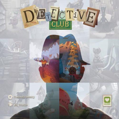 1933 Detective Club 1