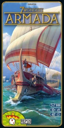 1943 7 Wonders Armada 1