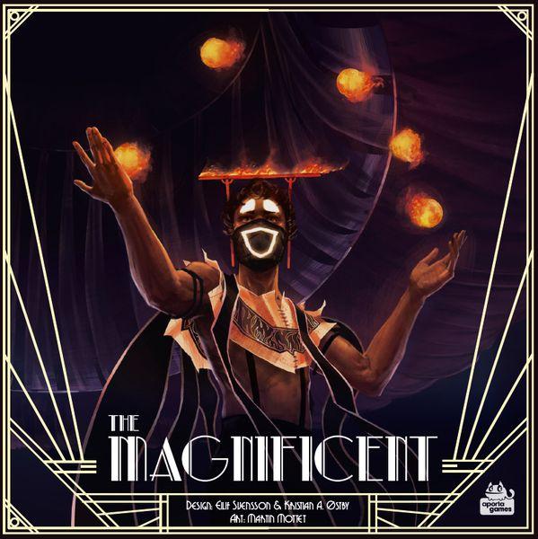 The Magnificent (Vin d'jeu d'vidéo)