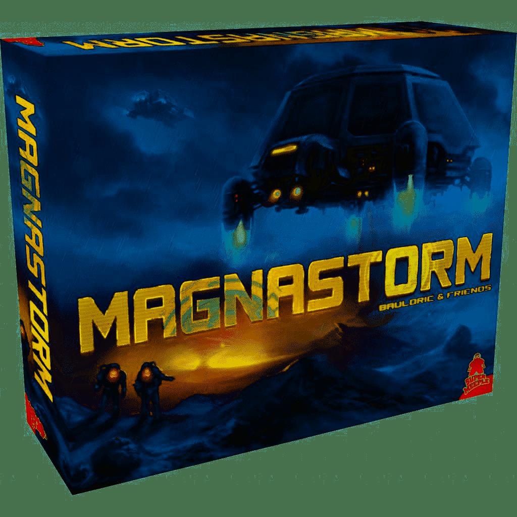 Magnastorm (VF)