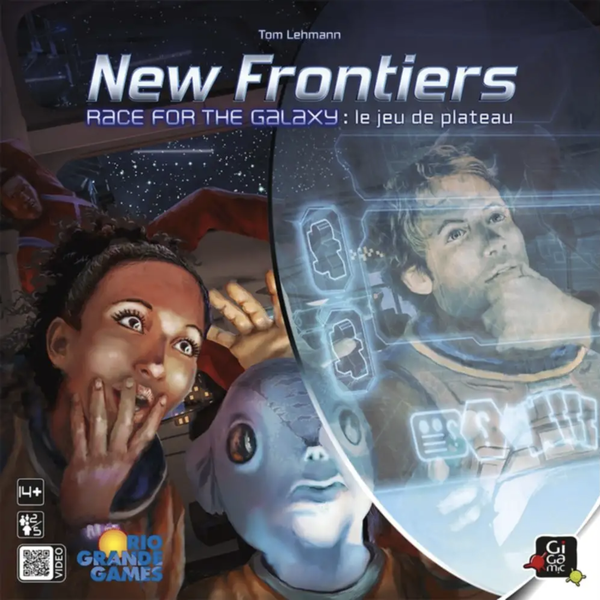 New Frontiers (VF)