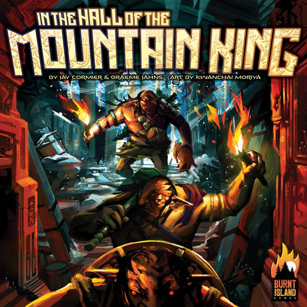 In the Hall of the Mountain King (Vin d'jeu d'vidéo)