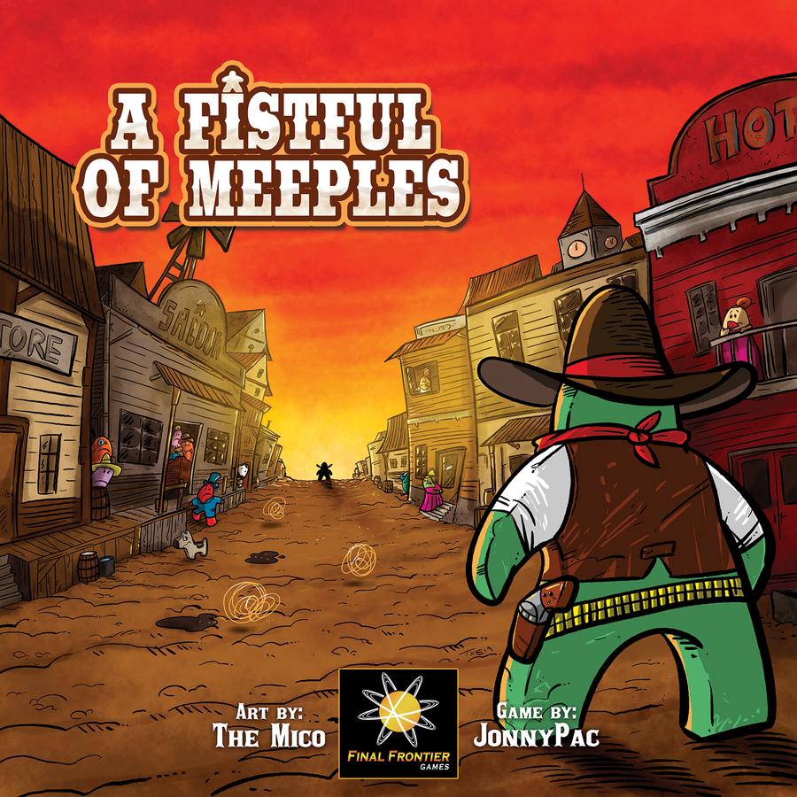 Pour une Poignée de Meeples – A Fistful of Meeples