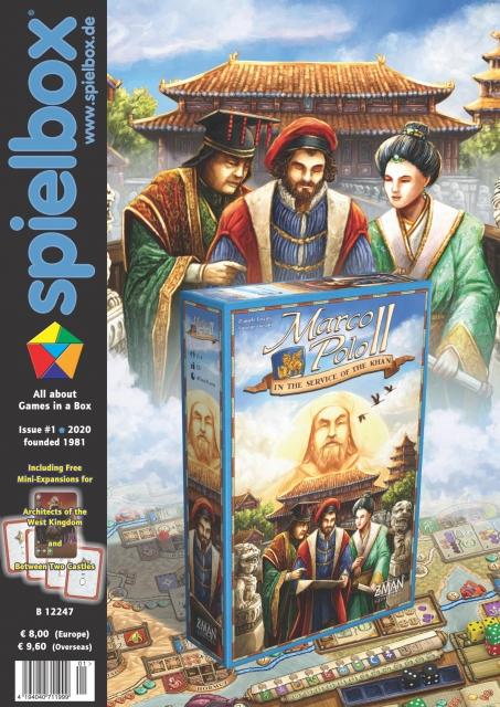 Spielbox 2020 premier est sorti!