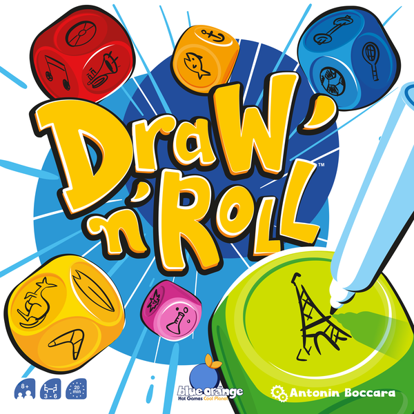 Draw'n'Roll