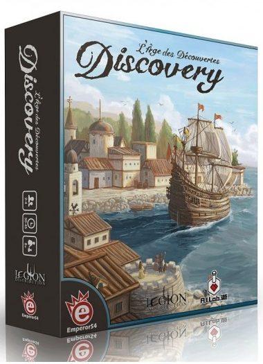 Discovery – l'Age des découvertes