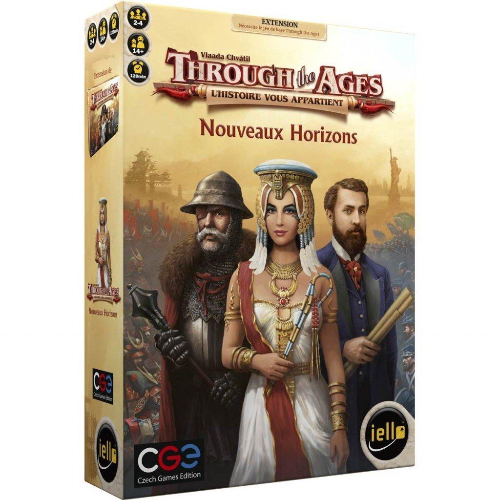 Through The Ages: Nouveaux Horizons