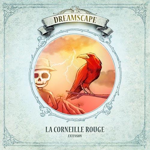 Dreamscape: La Corneille Rouge (Vin d'jeu d'vidéo)