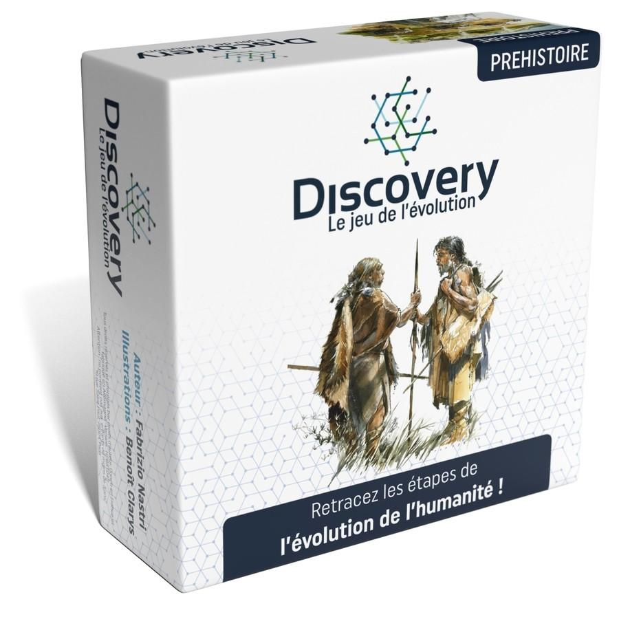 Discovery: le jeu de l'évolution – Préhistoire