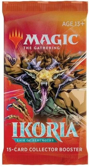 Magic The Gathering: Ikoria & Commander deck