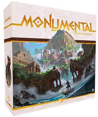 Monumental: The Lost Kingdoms