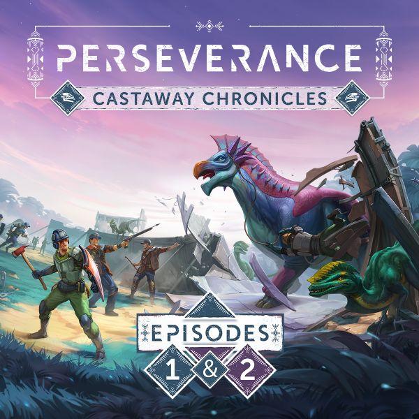 Perseverance Episode 2: Vin d'jeu d'vidéo