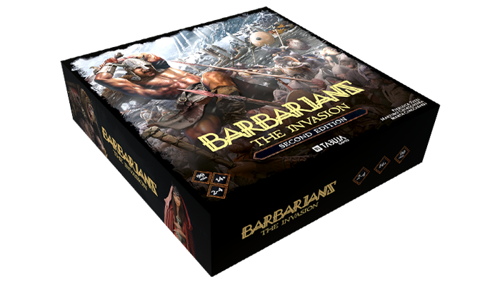 Barbarians The Invasion Second Edition