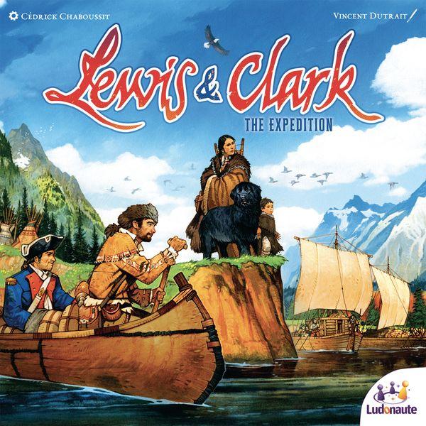 Lewis & Clark The Expedition (seconde édition): Vin d'jeu d'vidéo