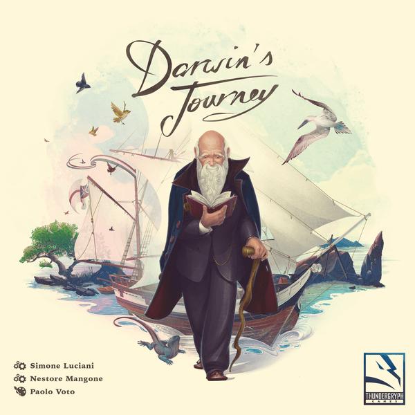 Darwin's Journey (premières impressions)