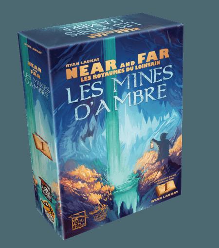 Near and Far: Les Royaumes du lointain – les mines d'ambre